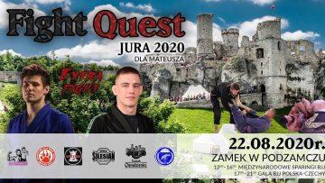 Fight Quest Jura (22/08/2020) Ogrodzieniec