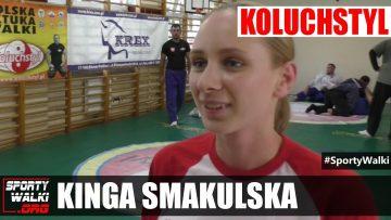 Kinga Smakulska przed Mistrzostwami Świata w Mongolii w Koluchstyl