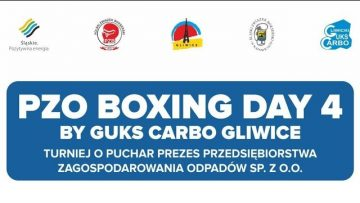 Na żywo: Boxing Day 4 Gliwice