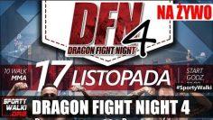 Na żywo: Dragon Fight Night 4