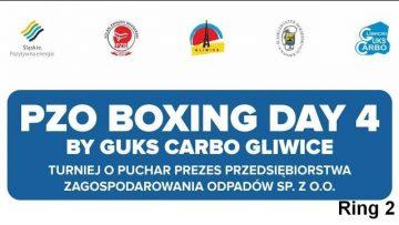 Na żywo: PZO Boxing Day 4 Gliwice