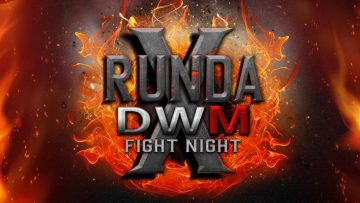 Na żywo: RUNDA X DWM Fight Night (19/06/2021) Białogard