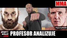 PROFESOR ANALIZUJE: Michał Materla vs Scott Askham II
