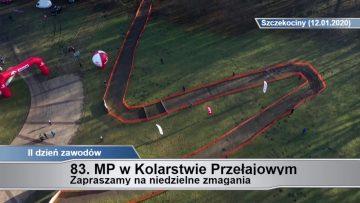 'Szczekociny na rowerowo' – 83. MP w Kolarstwie Przełajowym