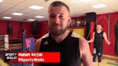 KACPER KOZIORZĘBSKI: Wracam w październiku w limicie 77kg