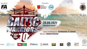 Na żywo: Baltic  WARRIORS 10 (28/08/2021) Gdańsk